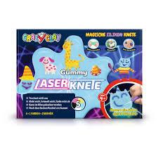 CRAZYCLAY - Gummy Laser Knete
