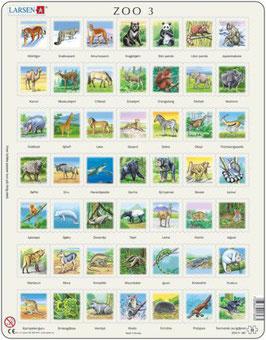 Zoo-Puzzle 3