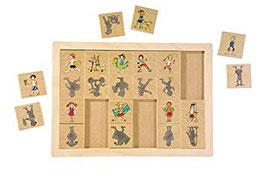 Puzzle Schattenspiel