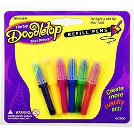 Doodletop - refill pens