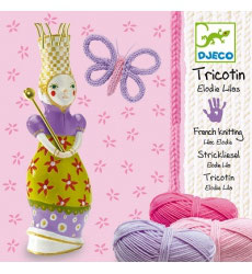 Tricotin - Elodie Lilas
