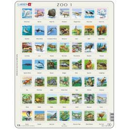 Zoo-Puzzle 1