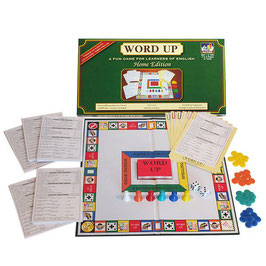 WORD UP - A fun  game for learners of English HOME EDITION