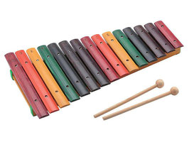 XYLOPHONE - Play-by-color