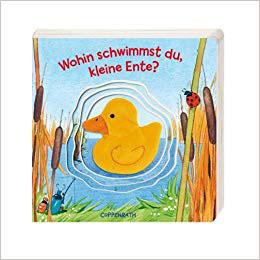 Wohin schwimmst du, kleine Ente?