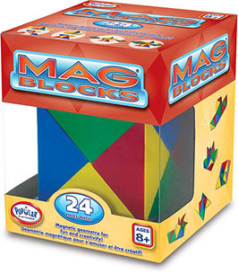 Mag Blocks - 24 Pieces