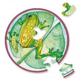 Curiosi - KNIFF nature - Frosch