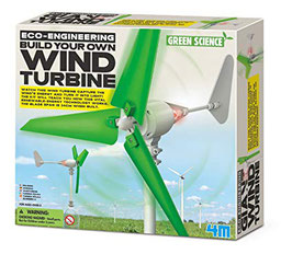 Eco-Engineering - Build your own wind turbine