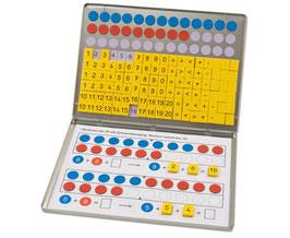 1, 2, 3 Magnet-Box - Schulausführung