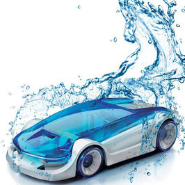 Waterfuel Car - Salzwasser Auto