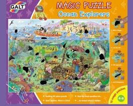 Magic Puzzle - Ocean Explorers