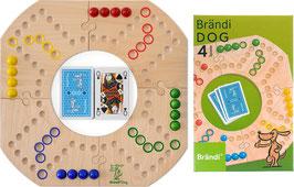 Brändi DOG 4 Spieler