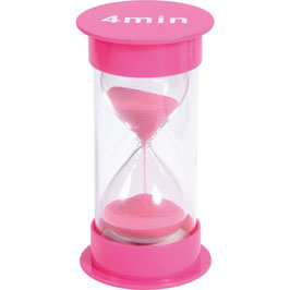 Sanduhr 4 min