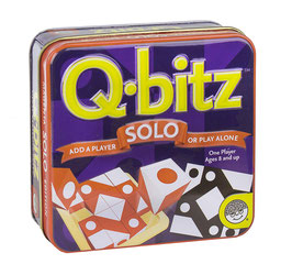 Qbitz Solo Orange Edition