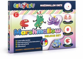 CRAZYCLAY - Marshmallow Knete gross