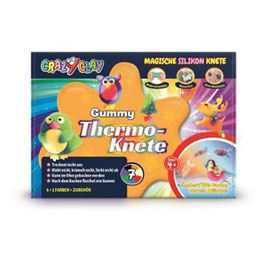 CRAZYCLAY - Gummy Thermo-Knete