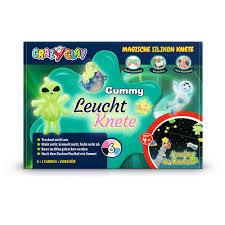 CRAZYCLAY - Gummy Leucht Knete