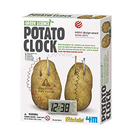 Potato Clock - Green Science