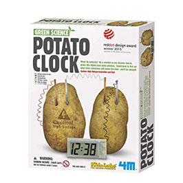 Potato Clock - Green Science