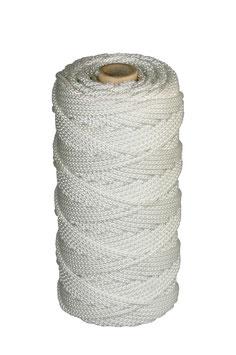 Polypropylen multifil Flechtschnur, weiß ø 4,0 mm