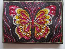 Tasche Schmetterling , Handarbeit