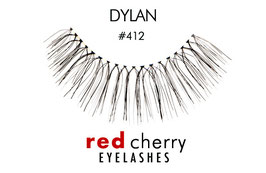 Red Cherry Eyelashes Dylan Style 412