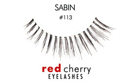 Red Cherry Eyelashes Sabin Style 113