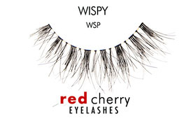 Red Cherry Eyelashes Wispy Style WSP