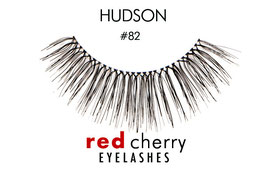 Red Cherry Eyelashes Hudson Style 82