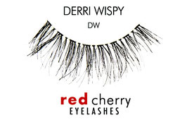 Red Cherry Eyelashes Derri Style DW