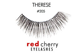 Red Cherry Eyelashes Therese Style 205