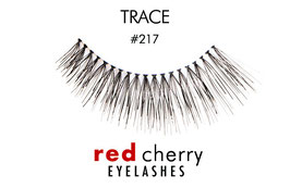 Red Cherry Eyelashes Trace Style 217