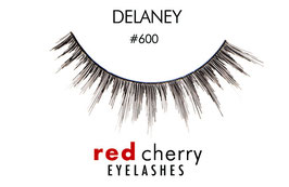 Red Cherry Eyelashes Delaney Style 600