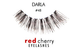 Red Cherry Eyelashes Darla Style 48