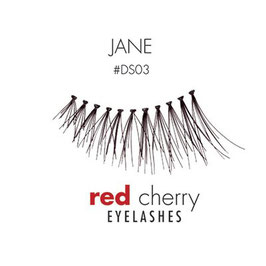 Red Cherry Eyelashes Jane Style DS03