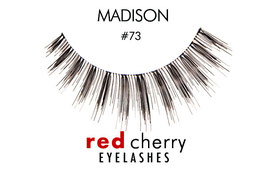 Red Cherry Eyelashes Madison Style 73