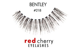 Red Cherry Eyelashes Bentley Style 218