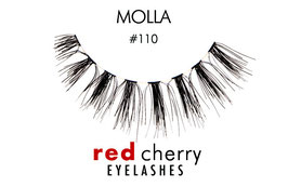 Red Cherry Eyelashes Molla Style 110
