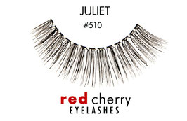Red Cherry Eyelashes Juliet Style 510