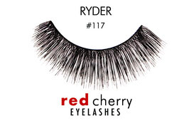 Red Cherry Eyelashes Ryder Style 117