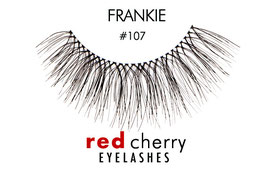 Red Cherry Eyelashes Frankie Style 107