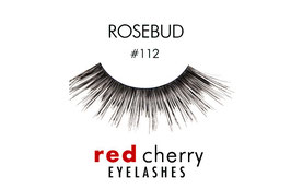 Red Cherry Eyelashes Rosebud Style 112