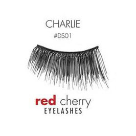 Red Cherry Eyelashes Charlie Style DS01