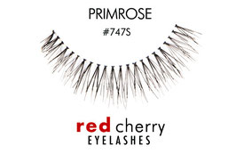 Red Cherry Eyelashes Primrose Style 747S