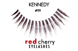 Red Cherry Eyelashes Kennedy Style 99