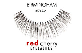 Red Cherry Eyelashes Birmingham Style 747M
