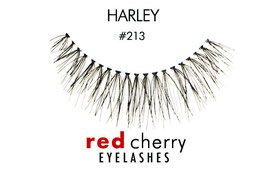 Red Cherry Eyelashes Harley Style 213