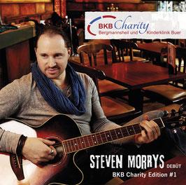 """CD-Album Steven Morrys """"BKB Charity Edition #1"""""""