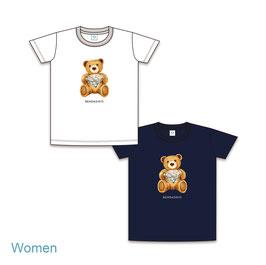 Tシャツ:Women