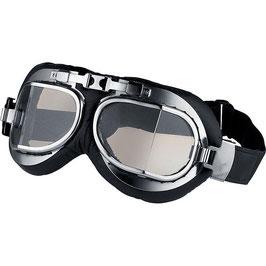 Aviator Goggle - chrom